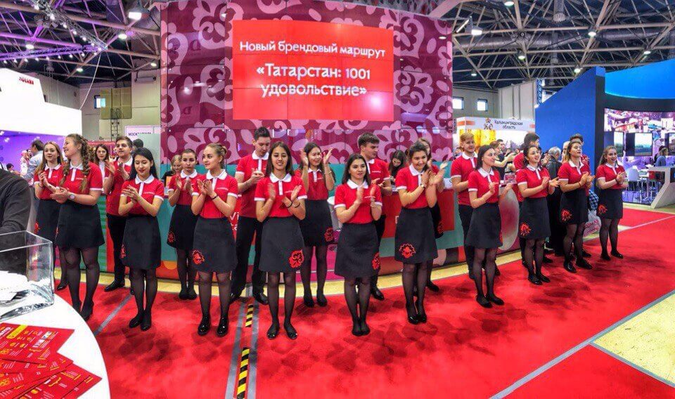 In Tatarstan presented a new tourist route