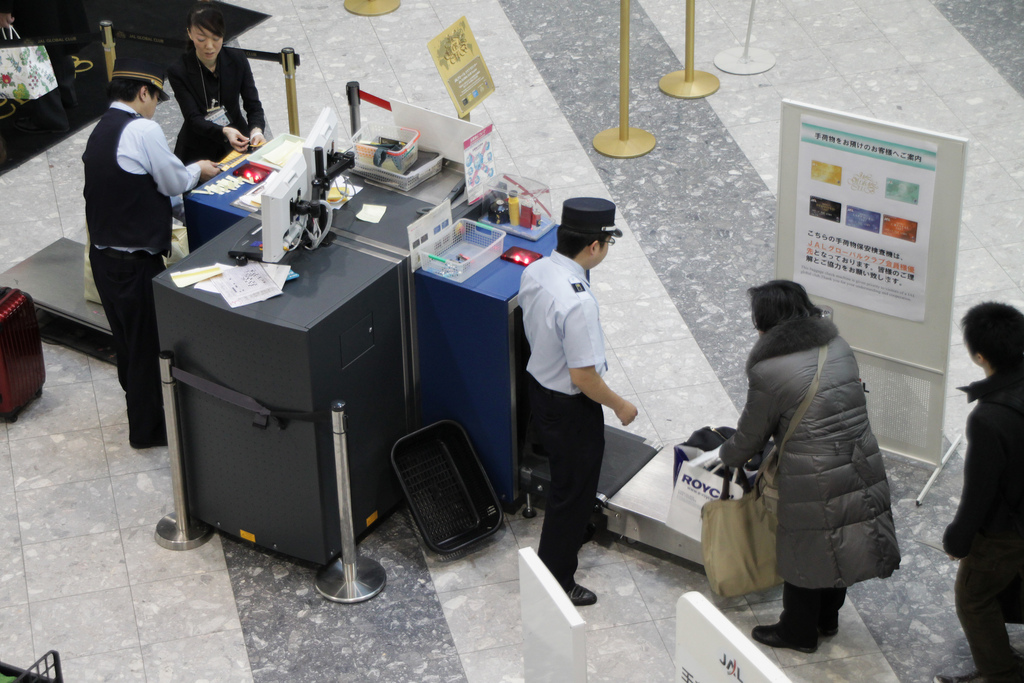 In the airport of Bangkok a Chinese tourist was robbed