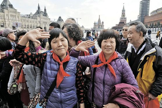 120 thousand Chinese tourists will visit the Amur Region in 2018