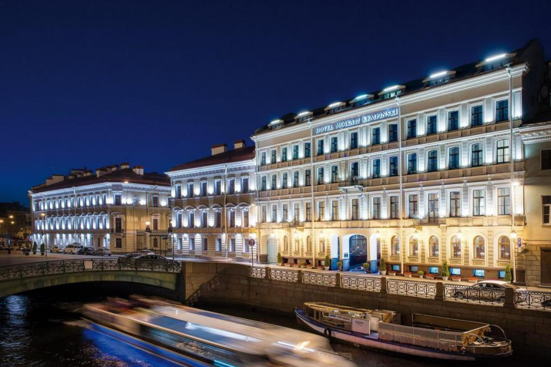 In Moscow is planned the opening of the hotel of international level