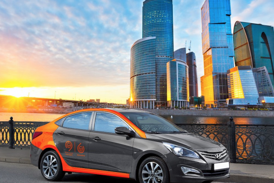 Foreigners will be able to rent of carsharing in Moscow