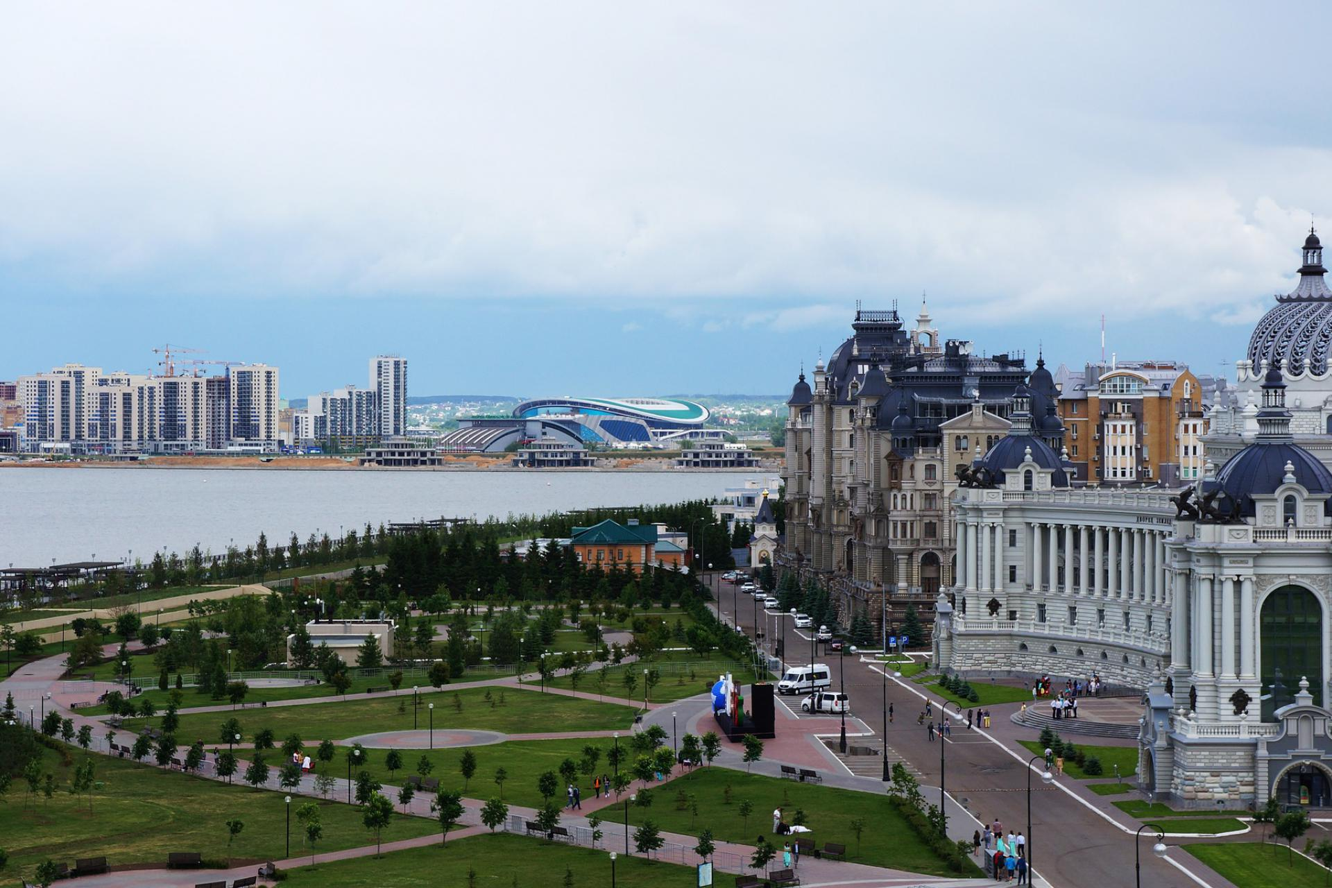"IN KAZAN TO THE WORLD CUP 2018 THREE HOTELS HAVE BEEN CLASSIFIED ACCORDING TO THE STANDARDS OF ""HALAL"""