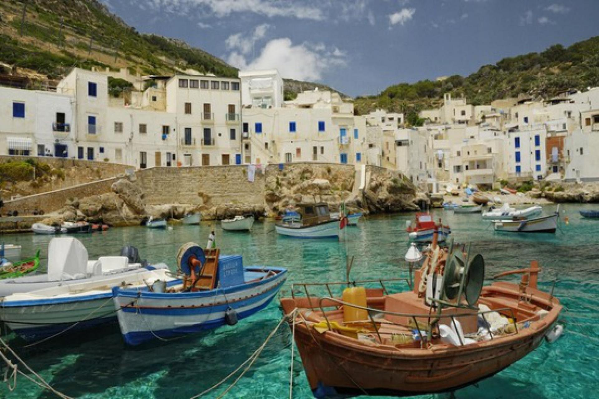 Sicily began to actively develop the tourism sector