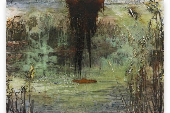 The Hermitage acquired the picture of Anselm Kiefer for 63.7 million rubles
