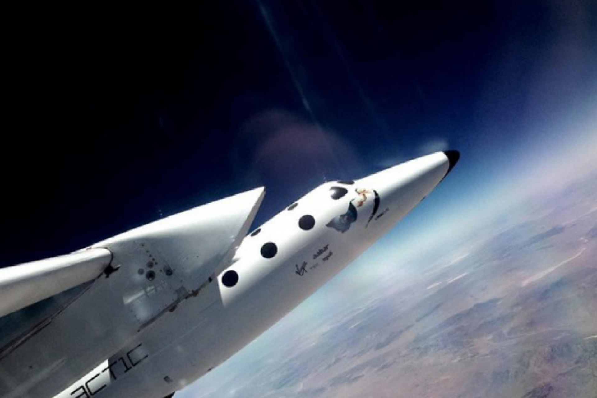 Virgin Galactic scheduled flights from the Italian cosmodrome