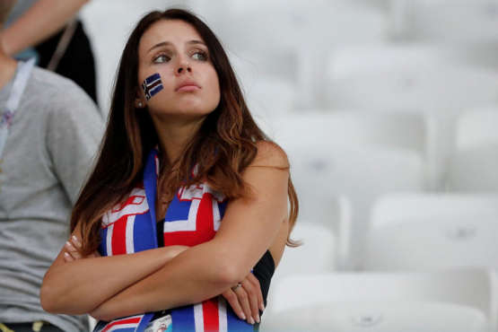 FIFA condemned the TV channels for demonstrating too many beautiful girls on the air