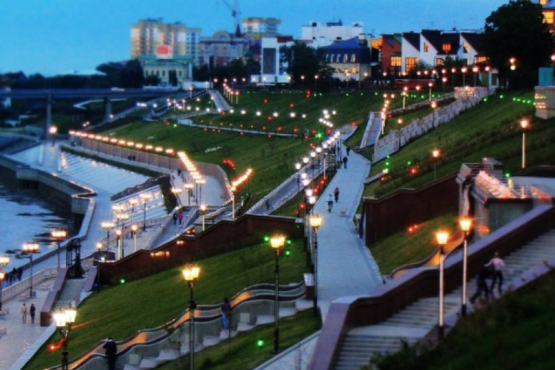 The experts ranked the best cities for life in Russia
