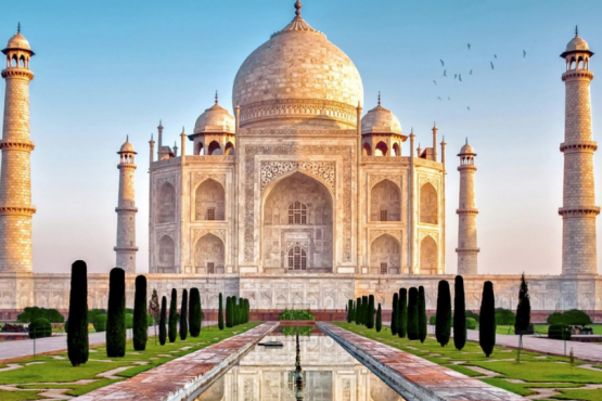 The entrance to the legendary Taj Mahal has risen in price.