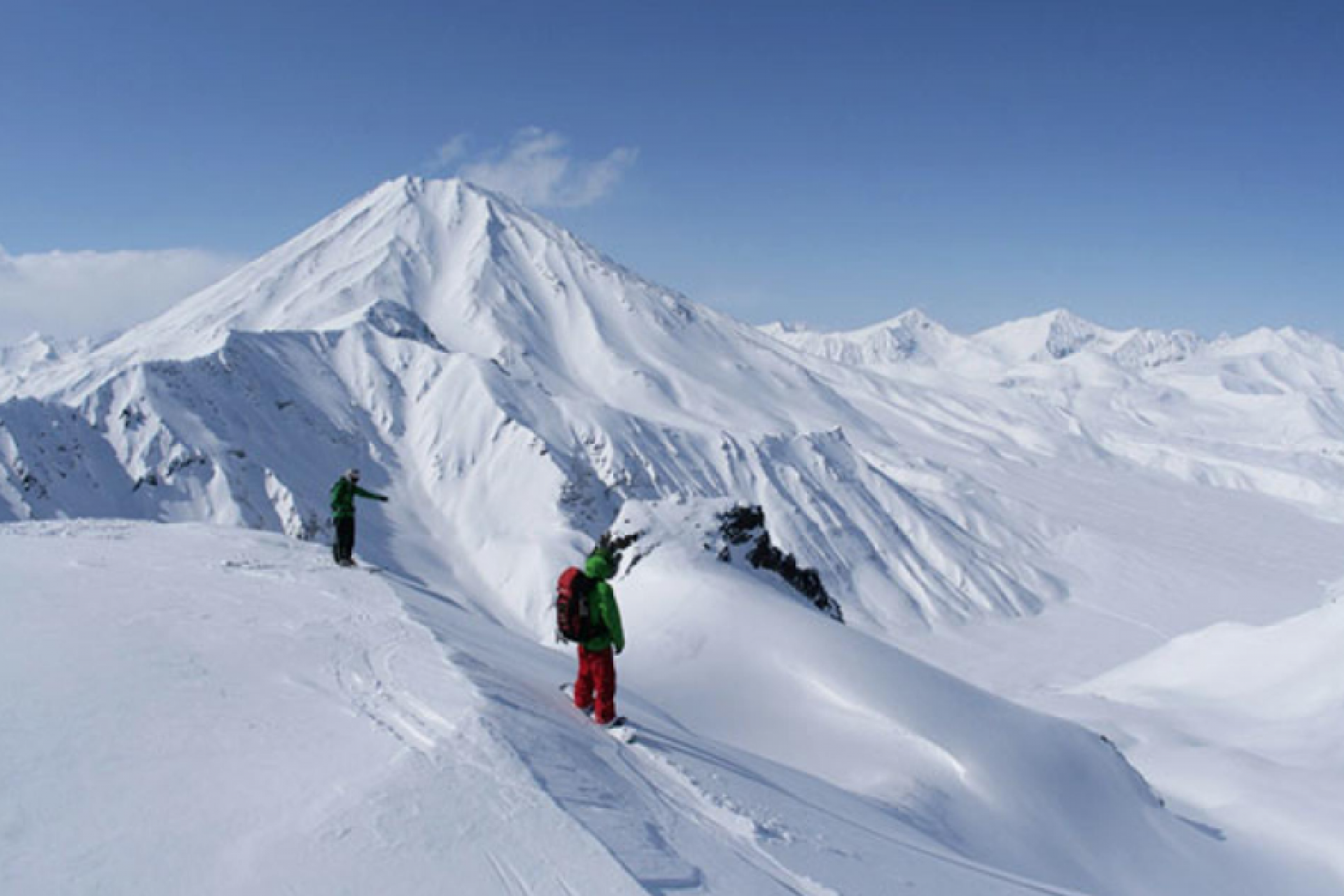 The main ski resort of Kamchatka is ready for the Russian Alpine Ski Championships