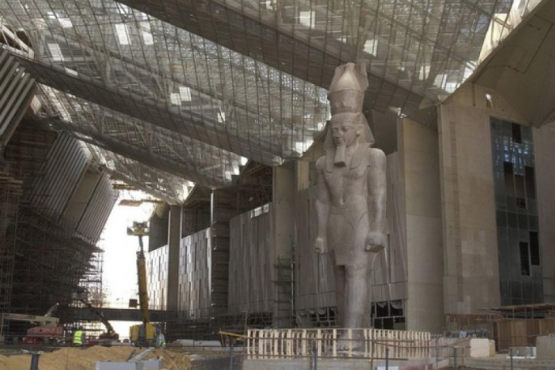 Grand Egyptian Museum will open in 2020