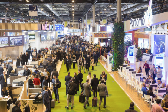 The annual international exhibition FITUR started on January 23 in Madrid