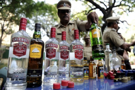 Drinking alcohol on the beaches of Goa will be illegal