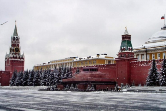 Announced the closing date of the Lenin Mausoleum