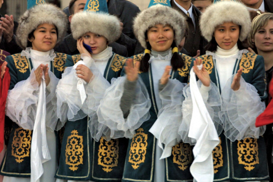 In 2018, the number of tourists to Kazakhstan increased by 10%.
