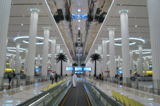 Dubai canceled a permit for the export of tourists.