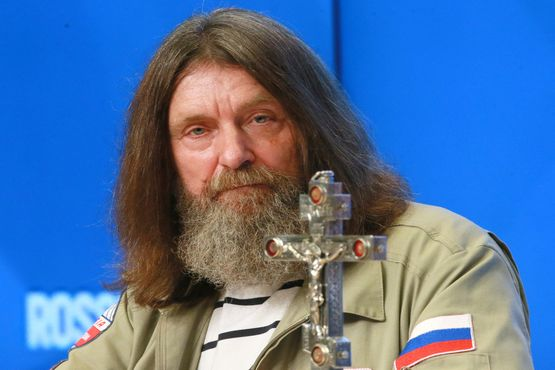 Fedor Konyukhov was awarded the Order
